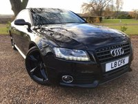 2010 AUDI A5 2.0 TFSI S LINE SPECIAL EDITION 2d AUTO 208 BHP £9995.00