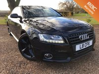 USED 2010 AUDI A5 2.0 TFSI S LINE SPECIAL EDITION 2d AUTO 208 BHP