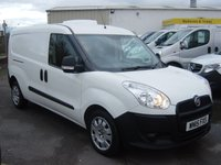 USED 2015 15 FIAT DOBLO 1.6 16V MULTIJET 1d 105 BHP MAXI LONG WHEELBASE SIX SPEED
