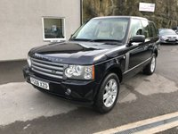 USED 2008 08 LAND ROVER RANGE ROVER 3.6 TDV8 VOGUE 5d AUTO 272 BHP FULL SERVICE HISTORY ** ONLY 1 FORMER KEEPER **
