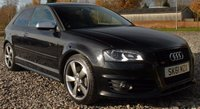 USED 2011 61 AUDI A3 2.0 S3 TFSI QUATTRO S LINE BLACK EDITION 3d 261 BHP