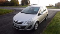 USED 2011 61 VAUXHALL CORSA 1.2 S A/C 5d 83 BHP 1 Previous Owner,Full Service History Very Clean