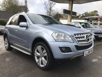 USED 2008 58 MERCEDES-BENZ M CLASS 3.0 ML280 CDI Sport 7G-Tronic 5dr MERCEDES SERVICE HISTORY!