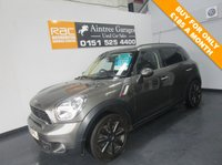 USED 2012 62 MINI COUNTRYMAN 2.0 COOPER SD 5d 141 BHP BIGGEST SPEC IN THE UK