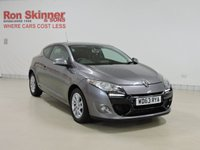 USED 2013 63 RENAULT MEGANE 1.5 DYNAMIQUE TOMTOM ENERGY DCI S/S 3d 110 BHP