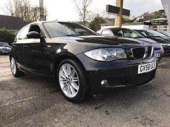 2009 BMW 1 SERIES 2.0 120d M Sport 5dr £4495.00
