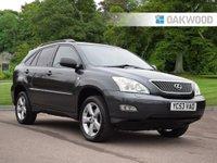 2004 LEXUS RX 3.0 300 SE 5d AUTO 202 BHP £2995.00