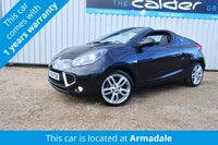 USED 2010 60 RENAULT WIND ROADSTER 1.6 DYNAMIQUE S VVT 2d 133 BHP