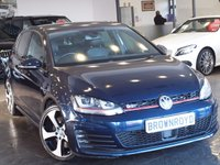 USED 2014 14 VOLKSWAGEN GOLF 2.0 GTI PERFORMANCE 5d 227 BHP PERFORMANCE PK+LEATHER+1 OWNER
