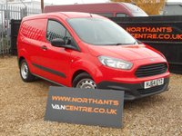 2014 FORD TRANSIT COURIER VAN, 1.5 BASE TDCI 4d 75 BHP £5990.00