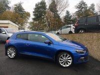 2010 VOLKSWAGEN SCIROCCO 2.0 GT TDI 2d 170 BHP £7995.00