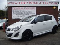 USED 2013 13 VAUXHALL CORSA 1.2 LIMITED EDITION 5d 83 BHP **ZERO DEPOSIT FINANCE AVAILABLE** PART EXCHANGE WELCOME