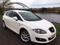 2012 SEAT LEON 1.6 CR TDI SE COPA 5d 103 BHP £6990.00