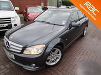 USED 2010 60 MERCEDES-BENZ C CLASS 2.1 C250 CDI BLUEEFFICIENCY SPORT 4d AUTO 204 BHP 2 OWNERS FULL HISTORY