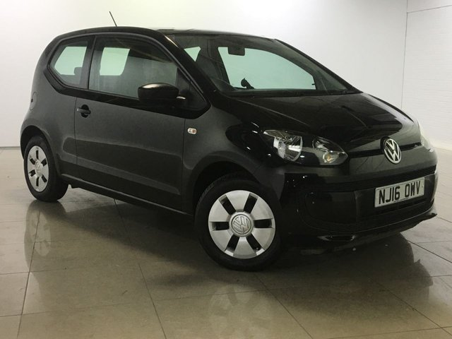 View our 2016 16 VOLKSWAGEN UP 1.0 TAKE UP 3d 60 BHP