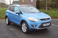 USED 2009 09 FORD KUGA 2.0 TITANIUM TDCI AWD 5d 134 BHP PANORAMIC ROOF
