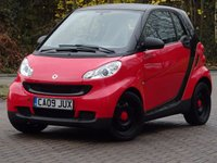 2009 SMART FORTWO 1.0 PURE MHD 2d 61 BHP £2631.00