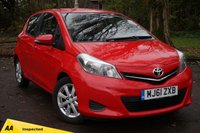 USED 2011 61 TOYOTA YARIS 1.4 D-4D TR 5d 89 BHP * 128 POINT AA INSPECTED *