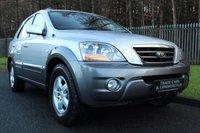 2007 KIA SORENTO 2.5 XE 5d 168 BHP £3000.00