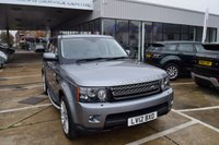 2012 LAND ROVER RANGE ROVER SPORT 3.0 SDV6 HSE 5d AUTO 255 BHP £27490.00