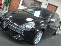 USED 2010 60 ALFA ROMEO GIULIETTA 2.0 JTDM-2 VELOCE 5d 170 BHP