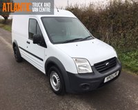 2013 FORD TRANSIT CONNECT T230 HR VDPF £4995.00