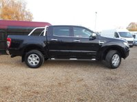 USED 2015 15 FORD RANGER PICK UP, 2.2 LIMITED 4X4 DCB TDCI 4d AUTO 150 BHP