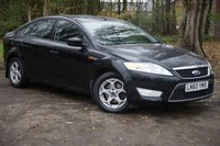 USED 2010 60 FORD MONDEO 2.0 ZETEC TDCI 5d 140 BHP FULL MAIN DEALER SERVICE HISTORY