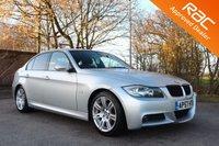 2007 BMW 3 SERIES 2.0 320D M SPORT 4d 161 BHP £2850.00