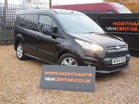 2014 FORD TRANSIT CONNECT 1.6 200 LIMITED P/V 5d 115 BHP £10590.00
