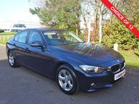 2012 BMW 3 SERIES 2.0 320D EFFICIENTDYNAMICS 4d 161 BHP £9990.00
