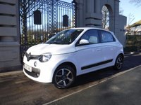 USED 2015 65 RENAULT TWINGO 1.0 DYNAMIQUE SCE S/S 5d 70 BHP *** FINANCE & PART EXCHANGE WELCOME ***  1 OWNER £ 0 FREE ROAD TAX BLUETOOTH PHONE AIR/CON CRUISE CONTROL