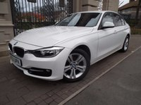 USED 2014 63 BMW 3 SERIES 2.0 320I XDRIVE SPORT 4d 181 BHP *** FINANCE & PART EXCHANGE WELCOME *** 1 OWNER X DRIVE 4X4 6 SPEED AIR/CON CRUISE CONTROL BLUETOOTH PHONE PARKING SENSORS PRIVACY GLASS