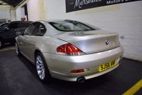 USED 2006 56 BMW 6 SERIES 4.8 650I SPORT 2d AUTO 363 BHP