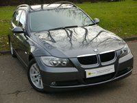 2007 BMW 3 SERIES 2.0 318I SE TOURING 5d 128 BHP £4995.00