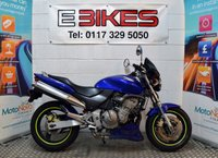 1999 T HONDA CB600F HORNET 600cc NAKED, COMMUTING £1695.00
