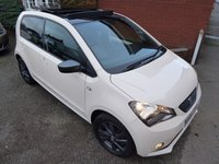 2014 SEAT MII 1.0 MII BY MANGO 5d 74 BHP Glass Panoramic Roof Model Sat Nav & Bluetooth Included £6175.00