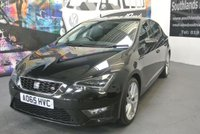 USED 2015 65 SEAT LEON 2.0 TDI FR TECHNOLOGY 5d 150 BHP