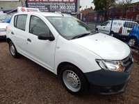 USED 2014 64 DACIA SANDERO 1.1 ACCESS 5d 75 BHP LOW MILES, 1 OWNER, LOVELY CONDITION