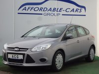 2013 FORD FOCUS 1.6 TDCi ECOnetic Edge 5dr £5480.00
