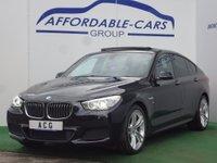 2015 BMW 5 SERIES 3.0 530d M Sport GT 5dr £25950.00