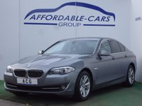 2012 BMW 5 SERIES 2.0 520d SE 4dr £10950.00
