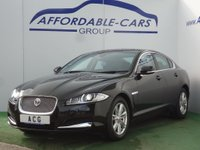 2014 JAGUAR XF 2.2 TD Luxury 4dr (start/stop) £14950.00