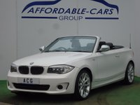 2012 BMW 1 SERIES 2.0 118d Exclusive Edition 2dr £9450.00