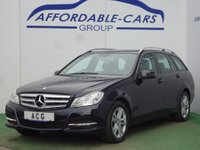 2013 MERCEDES-BENZ C CLASS 2.1 C220 CDI SE (Executive) 5dr £10950.00