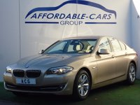 2010 BMW 5 SERIES 3.0 528i SE 4dr £11450.00