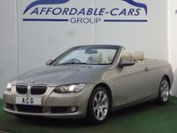 2007 BMW 3 SERIES 3.0 330d SE 2dr £5750.00