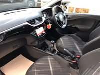 USED 2015 15 VAUXHALL CORSA LIMITED EDITION