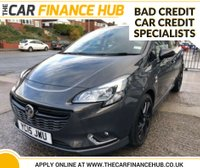 2015 VAUXHALL CORSA LIMITED EDITION £9995.00