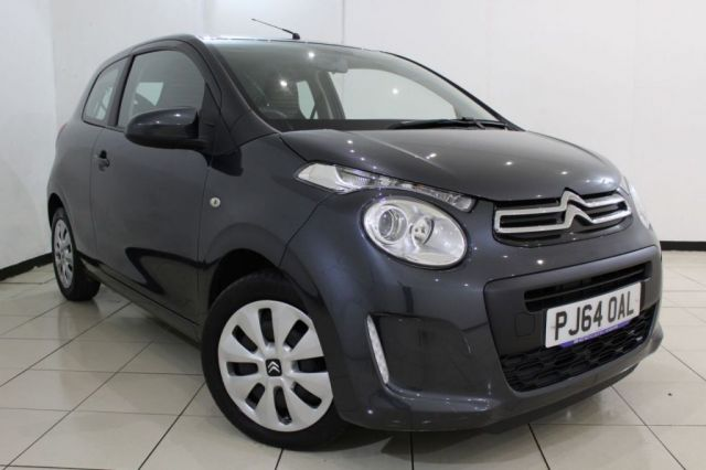View our 2014 64 CITROEN C1 1.0 FEEL 3DR 68 BHP